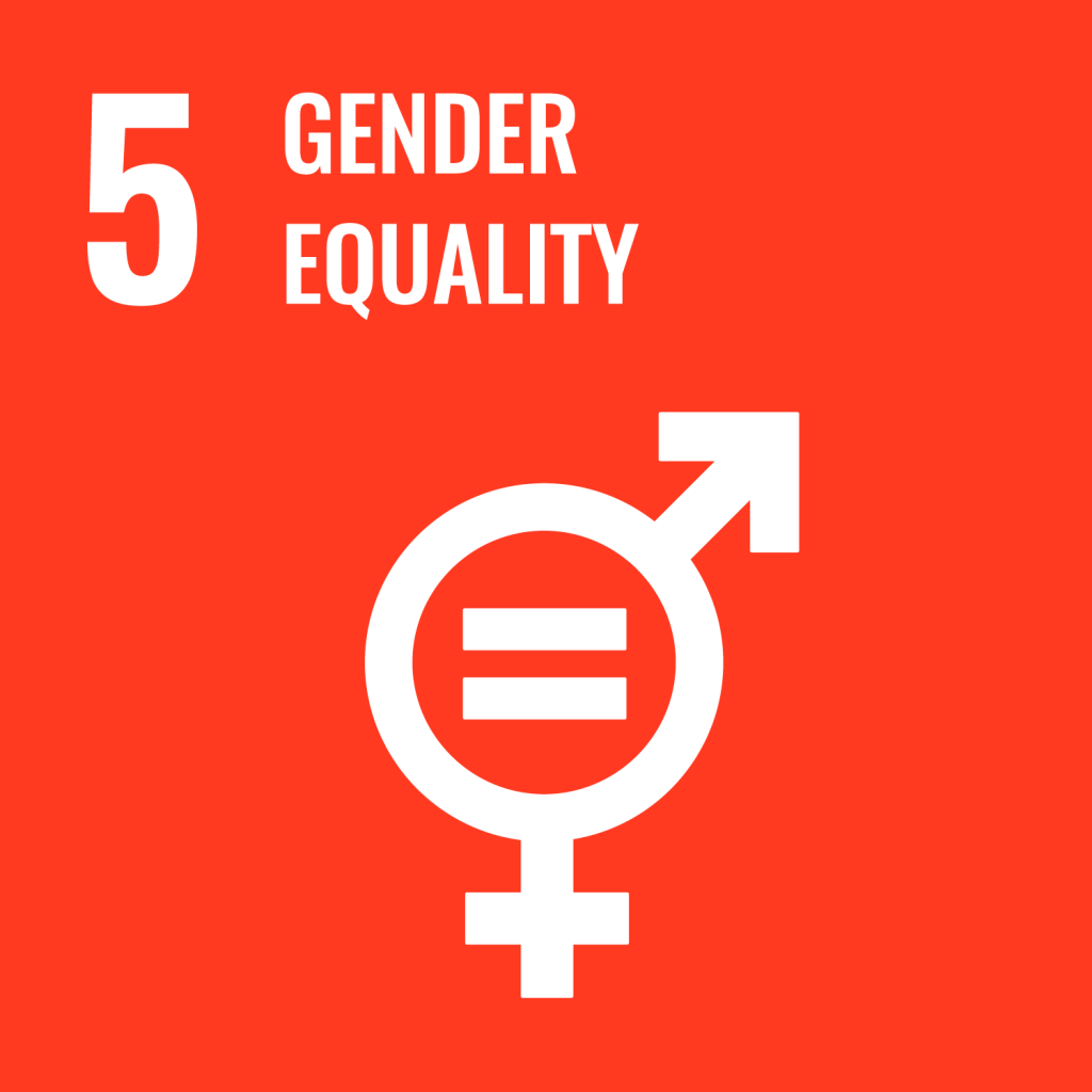 Icon for the Sustainable Development Goal Gender equality