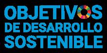 Logo Objetivos de desarrollo sostenible ONU